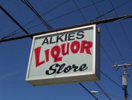 Alkies Liquor Store: 191 N Main St, Massena, NY