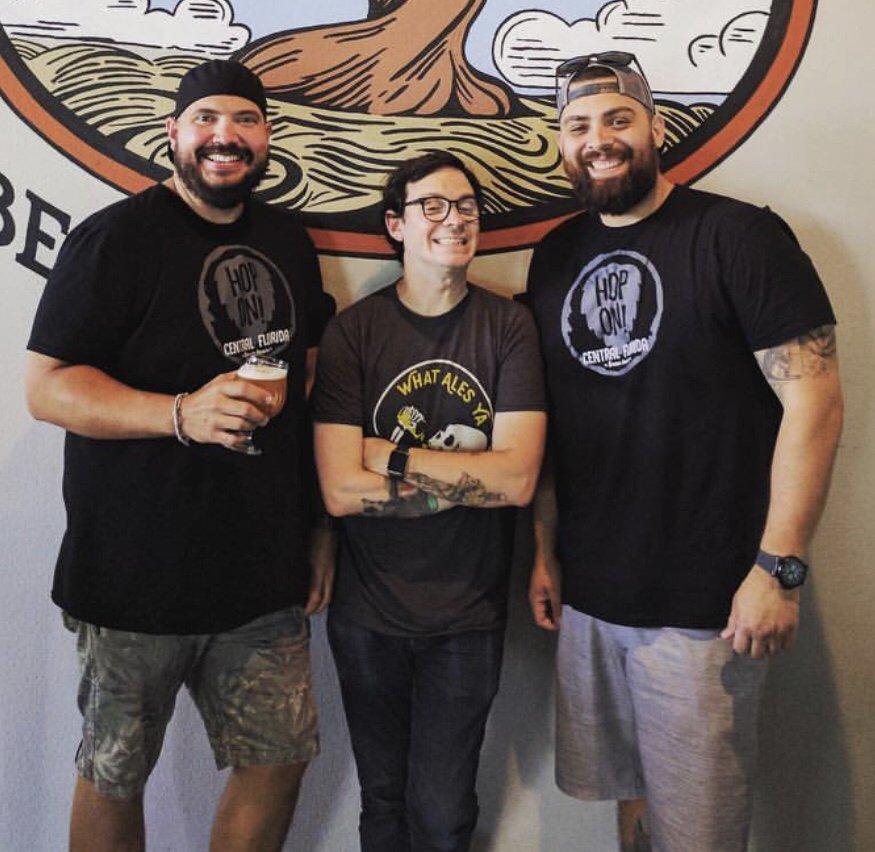 Hop On! Central Florida Brew Tours