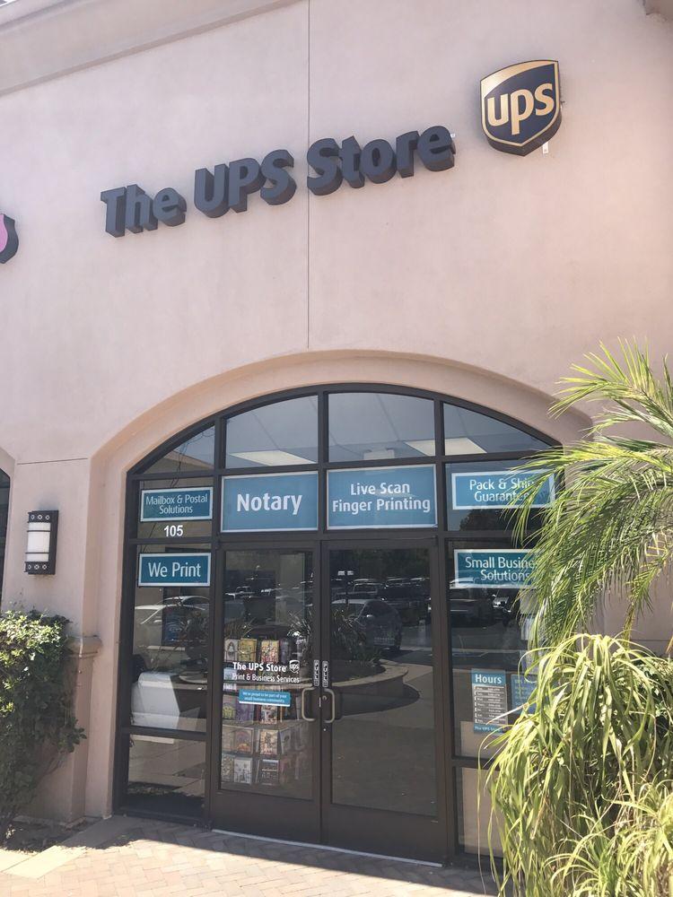 The UPS Store: 5021 Verdugo Way, Camarillo, CA