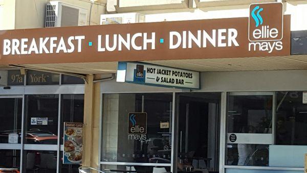 Ellie May\'s Kitchen - Takeaway & Fast Food - 97 York St ...