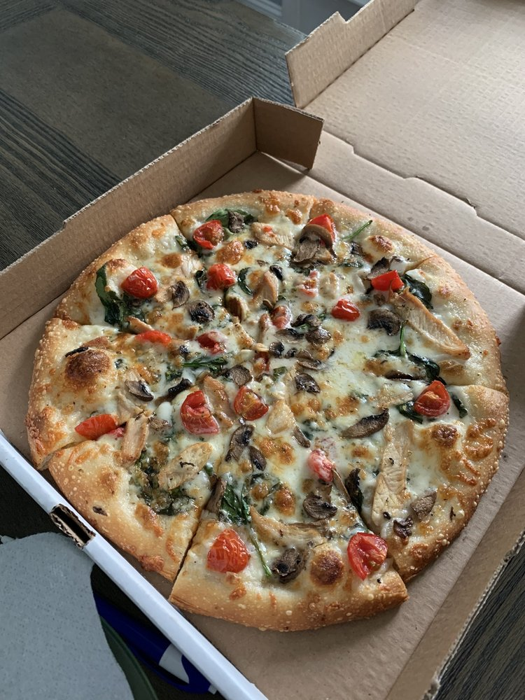Pizza Time: 154 15-401 Bypass W, Bennettsville, SC