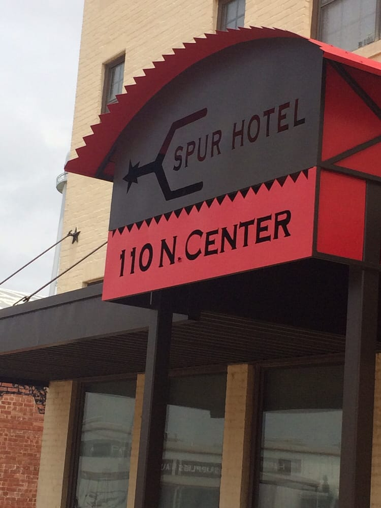 Spur Hotel: Archer City, TX