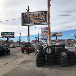 Los Broncos Tire Shop Tires 4200 West Colfax Ave Northwest