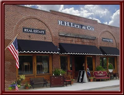 Photo Of R H Lee Co Auctioneers Ridgeway Sc United States