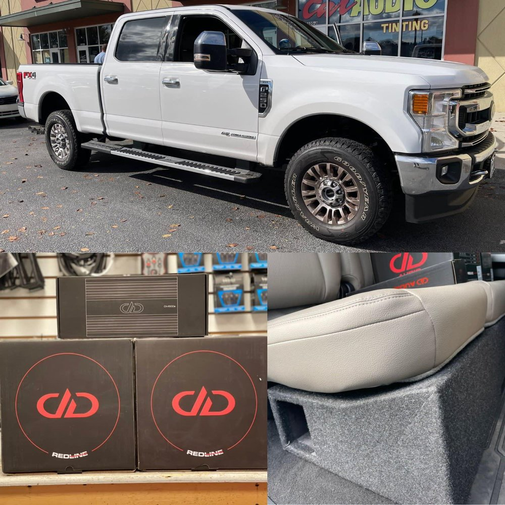 Car Audio Radio & Security: 2500 Clements Ferry Rd, Charleston, SC