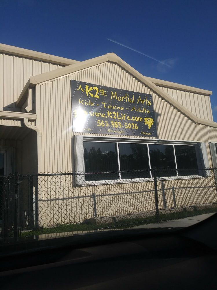 K2 Mixed Martial Arts & Brazilian Jiu Jitsu: 12946 Okeechobee Blvd, Loxahatchee, FL