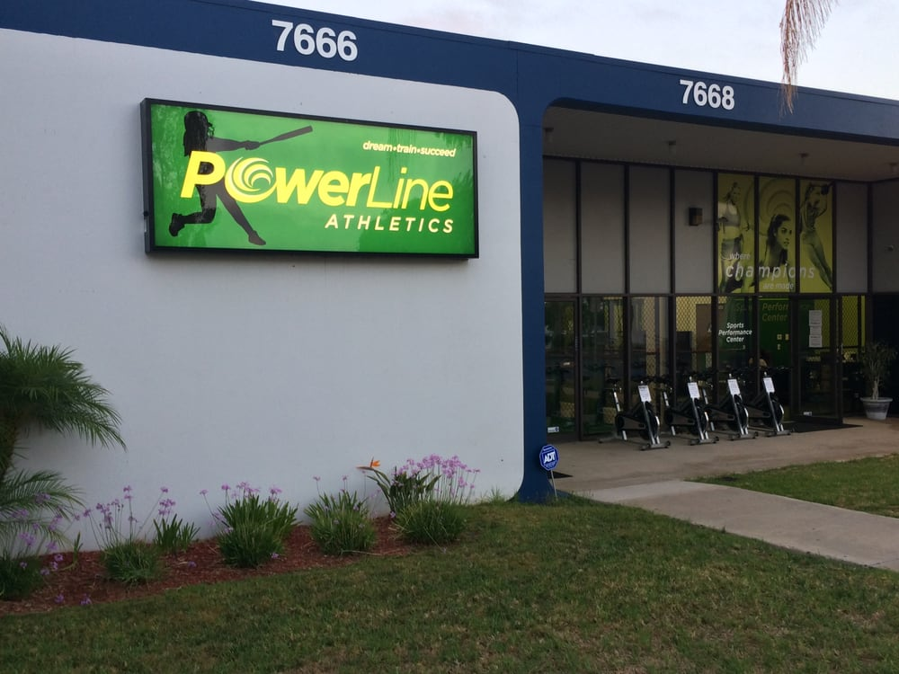 Power Line Athletics