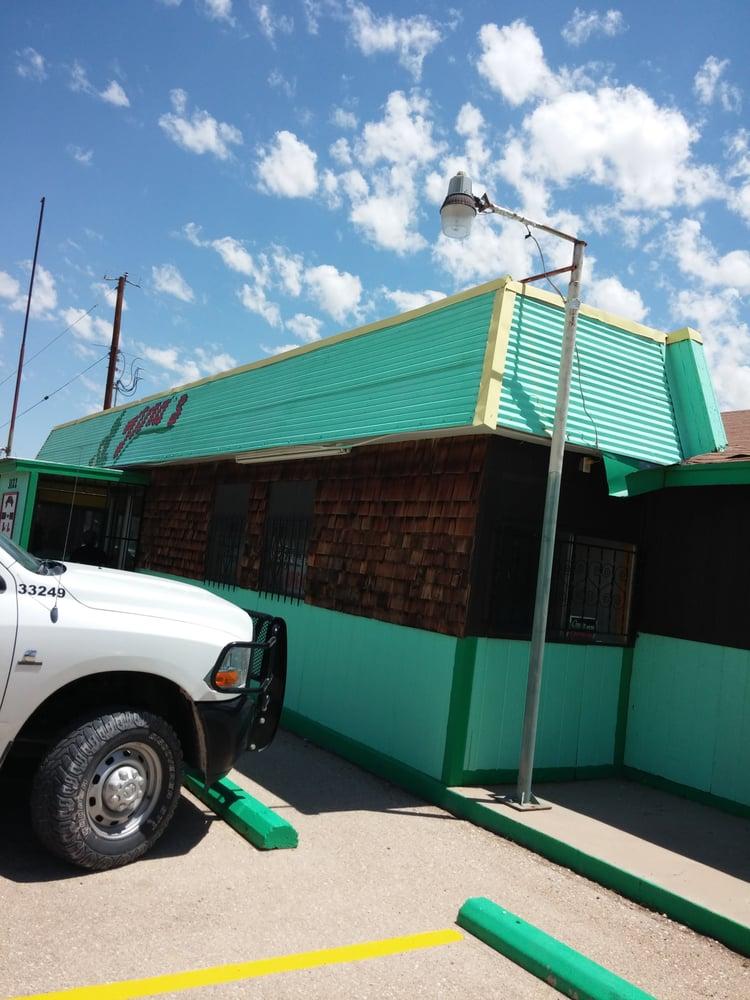 Tina's Cafe: 3122 San Jose Blvd, Carlsbad, NM