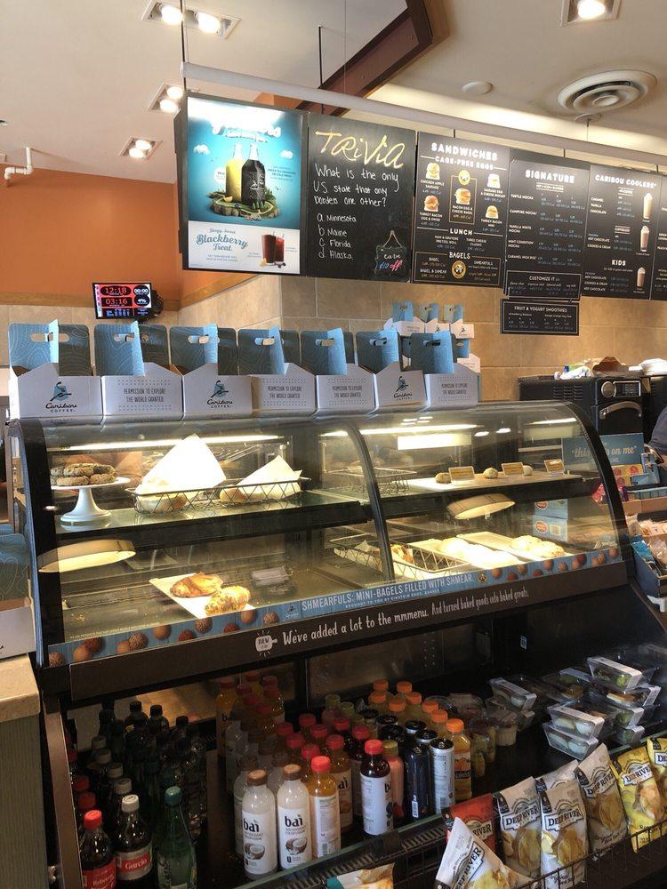 Caribou Coffee: 139 Veterans Memorial Pkwy, Detroit Lakes, MN