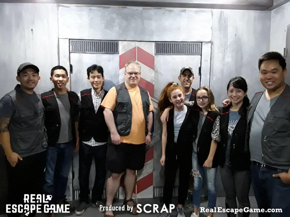Real Escape Game: 1746 Post St, San Francisco, CA