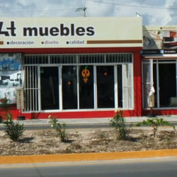 At muebles tiendas de muebles av l pez portillo 94 for Tiendas de muebles en cancun