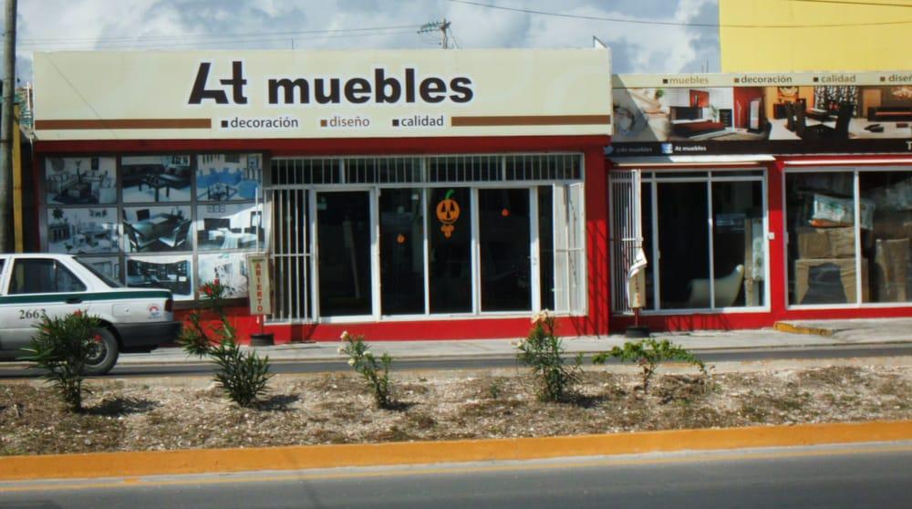 At muebles tienda de muebles av l pez portillo 94 for Actual muebles cancun