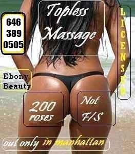 Ebony massage new york