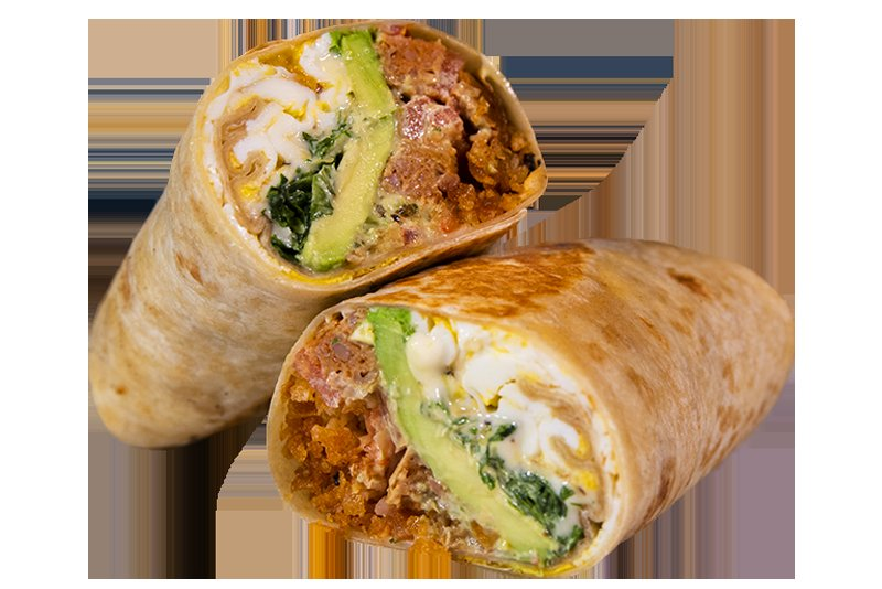 Bad Ass Breakfast Burritos: 2209 E Baseline Rd, Claremont, CA