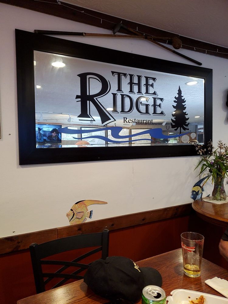 The Ridge Restaurant: 8501 W State Rd 164, Eckerty, IN