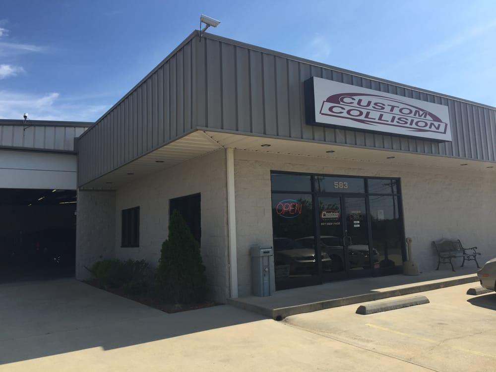 Custom Collision: 583 Pike Hill Rd, McMinnville, TN