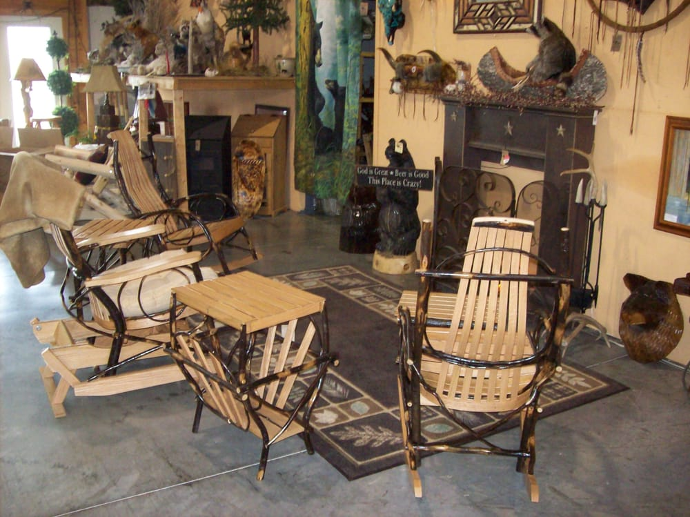 Photo Of Great Rustic Furniture Company Sevierville Tn United States Amish Hickory