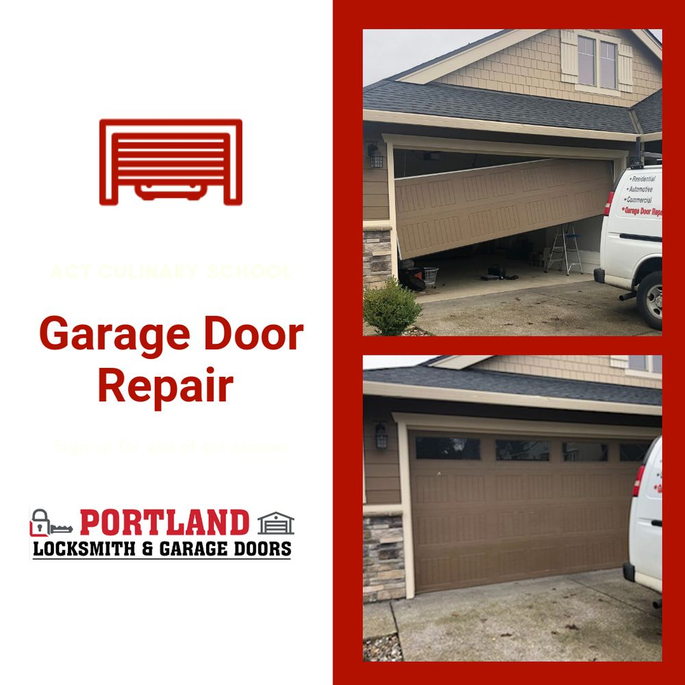 Portland Locksmith & Garage Doors