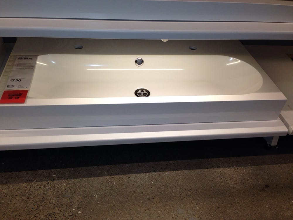 Photo Of Ikea Emeryville Ca United States Braviken Bathroom Sink Single
