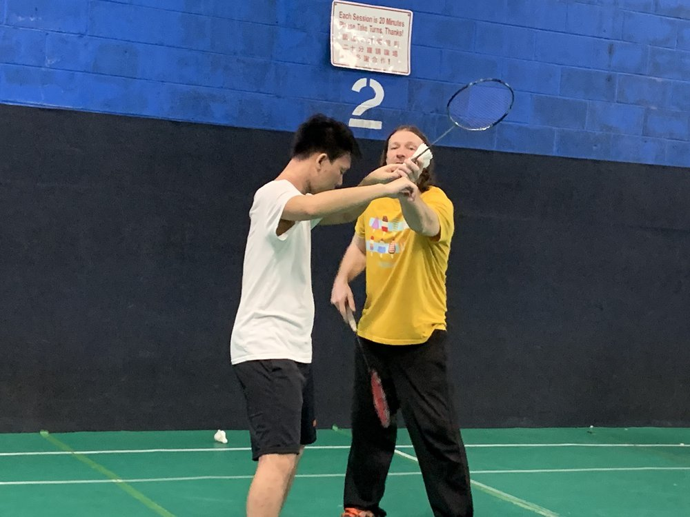 New York Badminton Center: 132-70 34th Ave, Flushing, NY