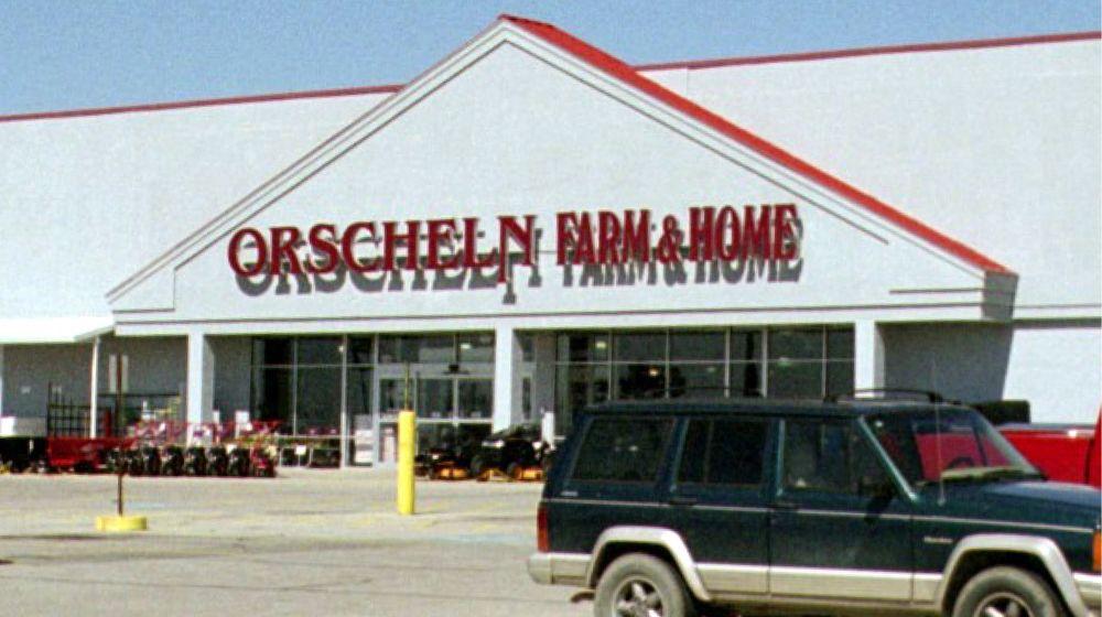 Orscheln Farm & Home: 1025 Hwy 62 E, Mountain Home, AR