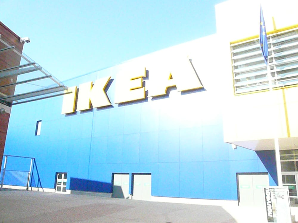 Ikea 30 reviews furniture shops 3 rue de la for Ikea parati