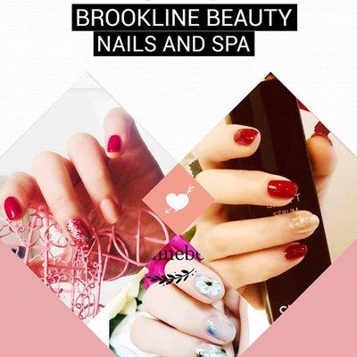 Brookline Beauty Nails Spa 12 Cypress St Brookline Ma Manicurists