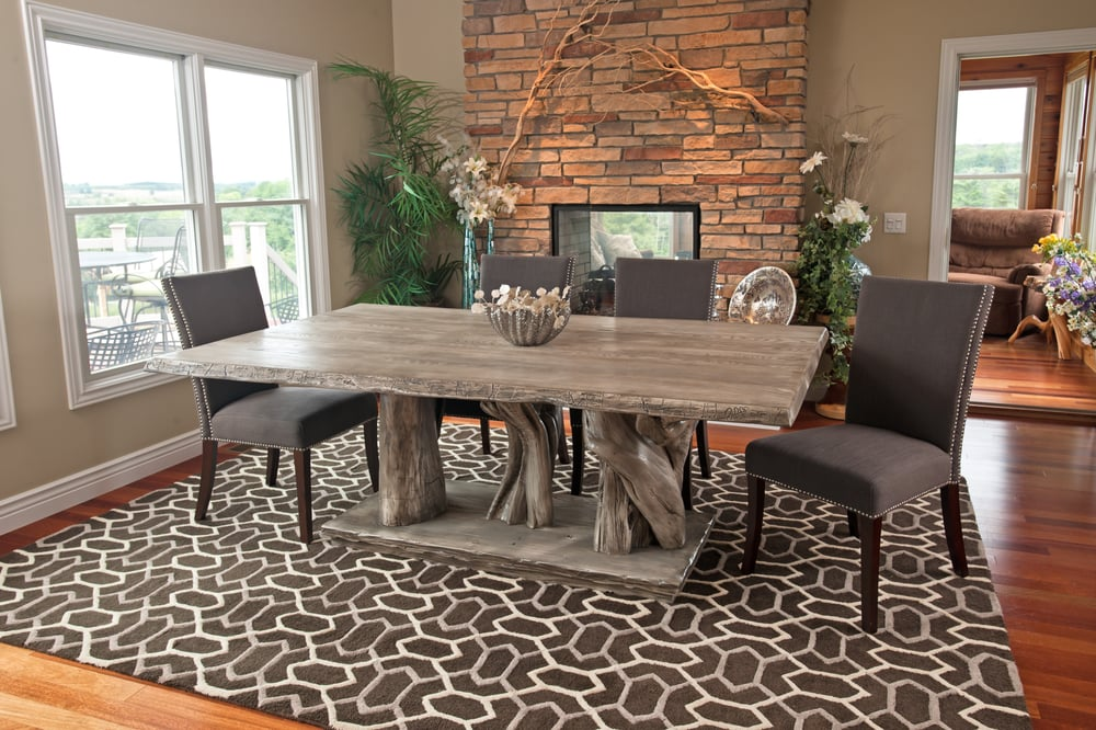 Photo Of Woodland Creek Furniture Traverse City Mi United States Rustic Meets