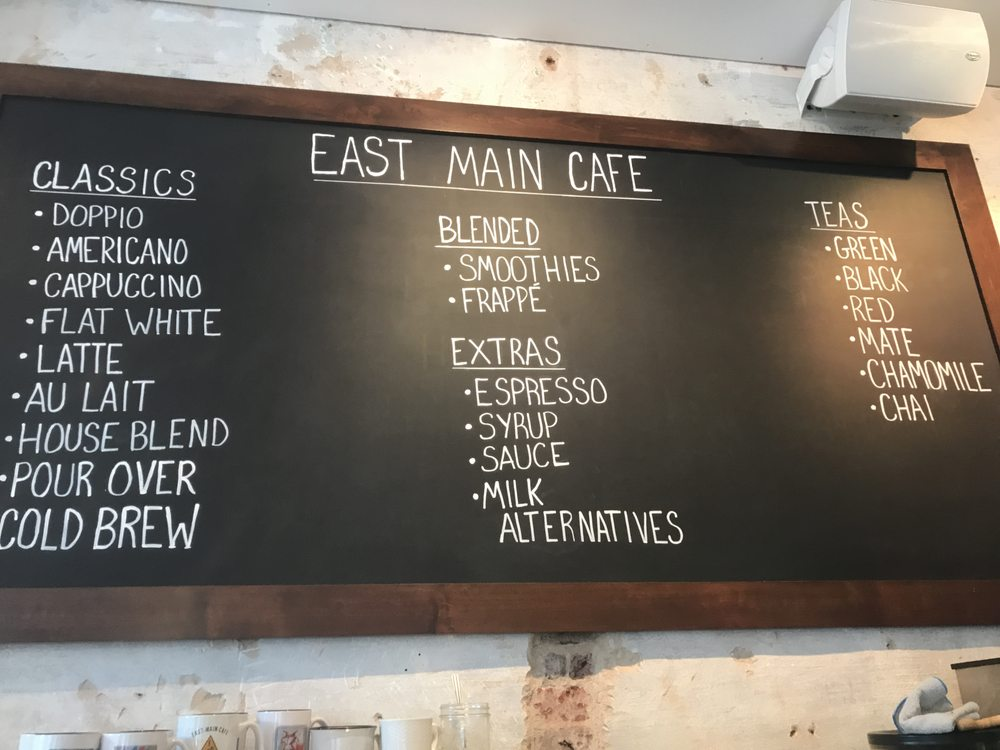East Main Cafe: 210 E Main St, Canton, GA