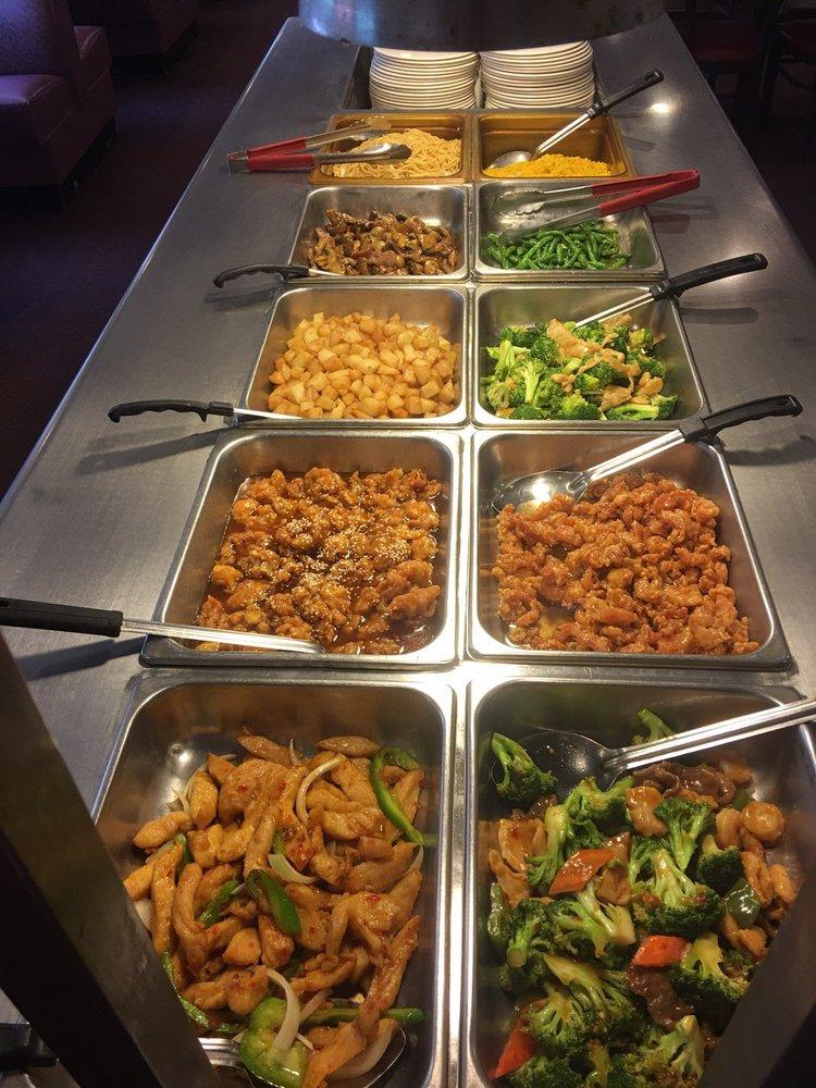 Hong Kong Chinese Restaurant: 311 6th St NW, Cochran, GA