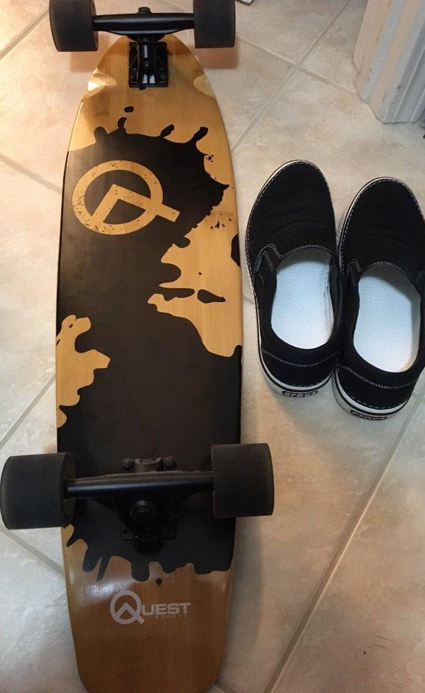 Orange Park Skateboard Park: 1006 Fromhart St, Orange Park, FL