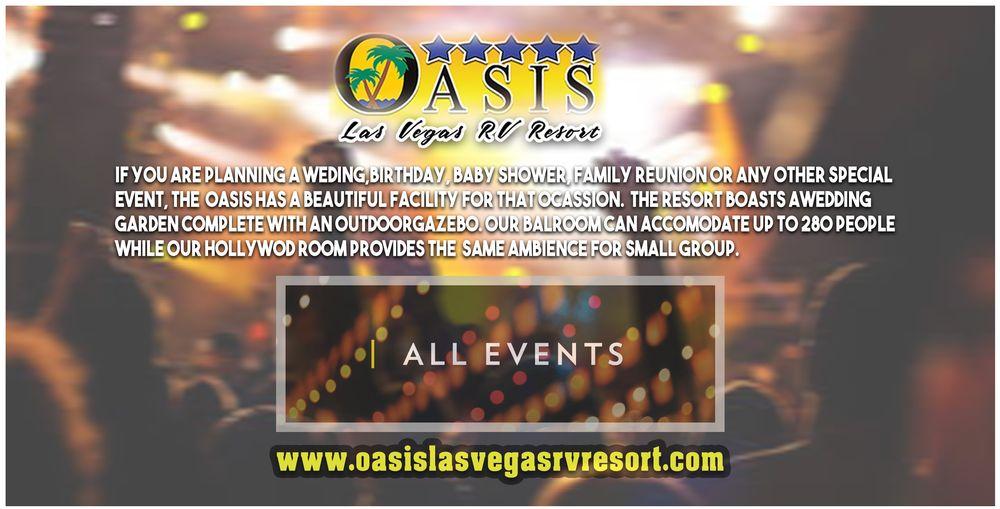 Oasis Special Event Center