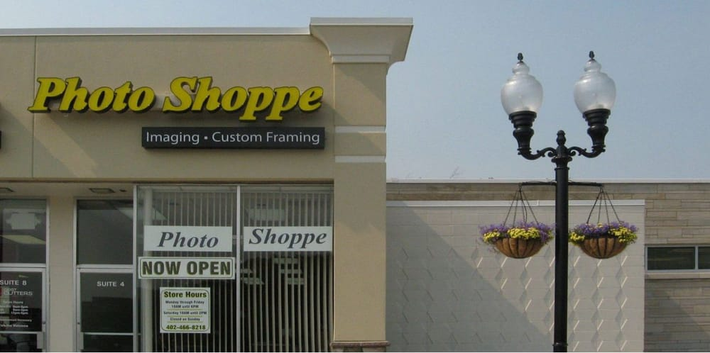 The Photo Shoppe: 1265 South Cotner Blvd, Lincoln, NE