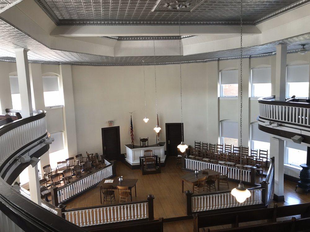 Monroe County Heritage Museum: 31 N Alabama Ave, Monroeville, AL