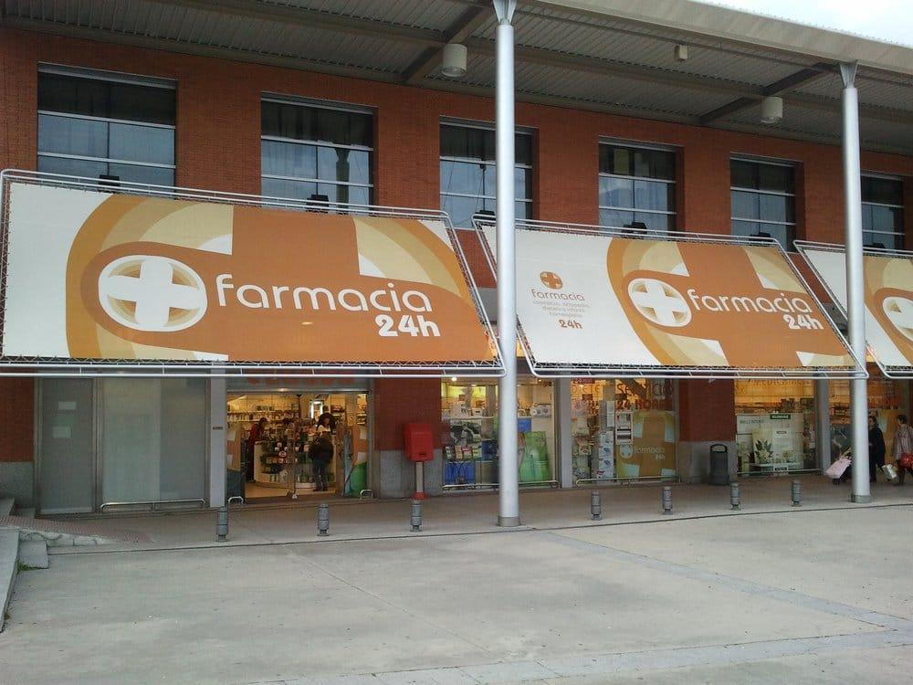 Farmacia plaza de aluche farmacia avenida de los for Oficina de extranjeria avenida de los poblados