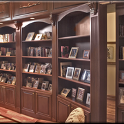 Bookcase Photo of Cabinet Designs of Central Florida - Rockledge, FL,  United States.