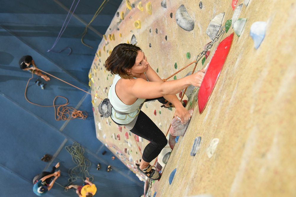 Upper Limits Rock Climbing Gym - Maryland Heights: 1874 Lackland Hill Pkwy, Saint Louis, MO