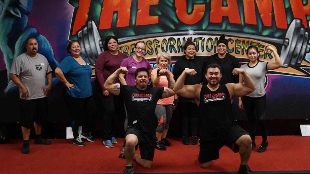 Social Spots from The Camp Transformation Center - San Bernardino