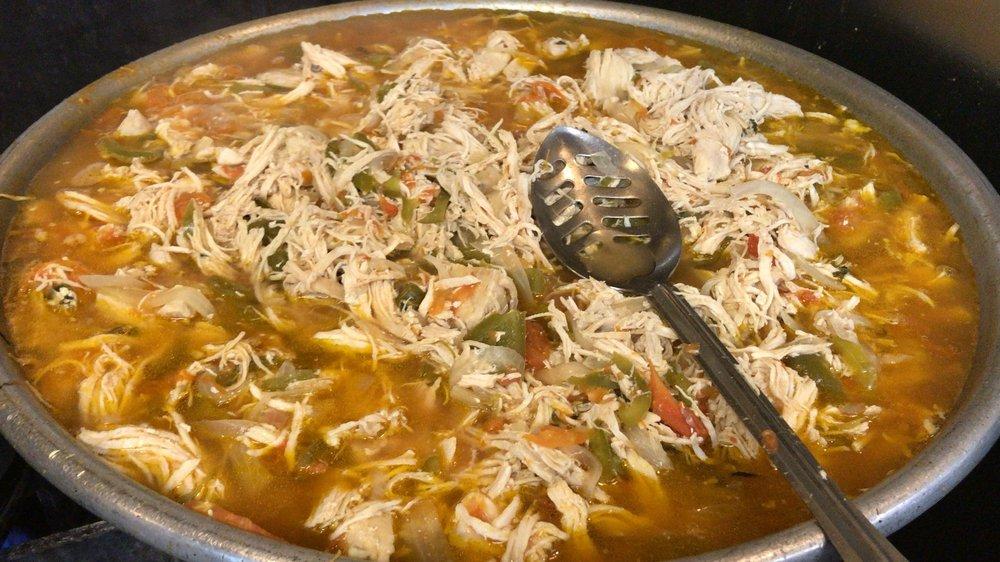 Cilantro's Mexican Grille: 1715 Topeka Ave, Lyndon, KS