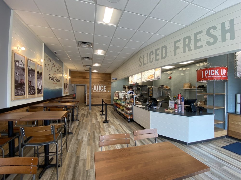 Jersey Mike's Subs: 24 W Central Ave, Springboro, OH