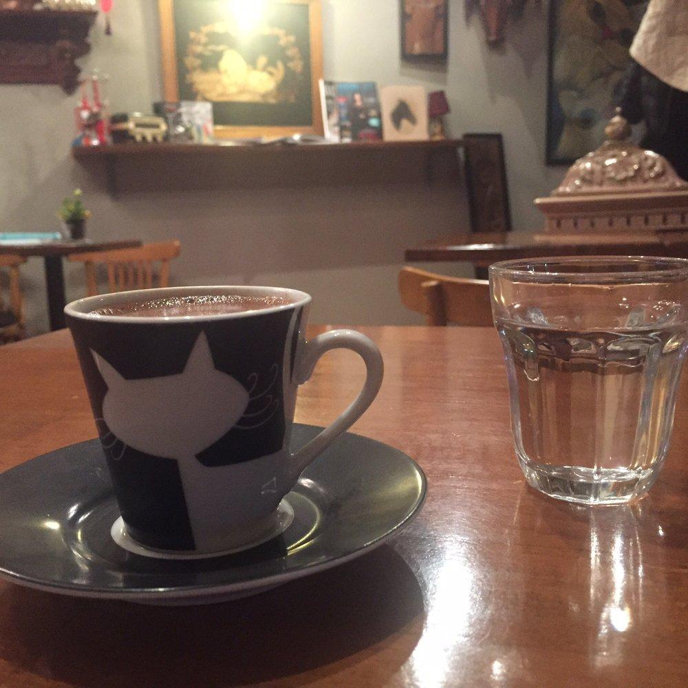 Photos For Iki Kedi Cafe Yelp