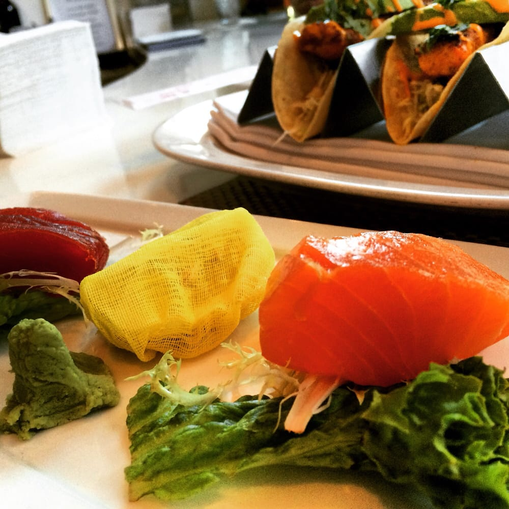Tacos rock yelp for Passion fish reston va