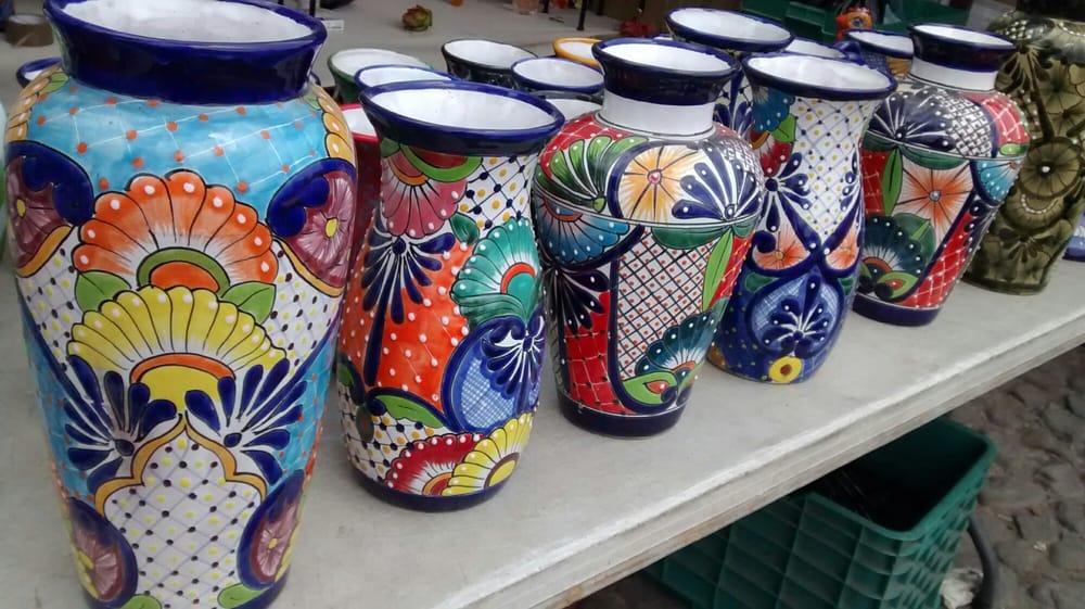 Jarrones de cer mica muy tradicionales yelp - Jarrones de ceramica ...