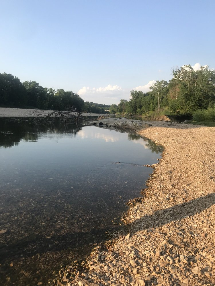 Lazy Days Campground: 1351 Hwy H, Noel, MO