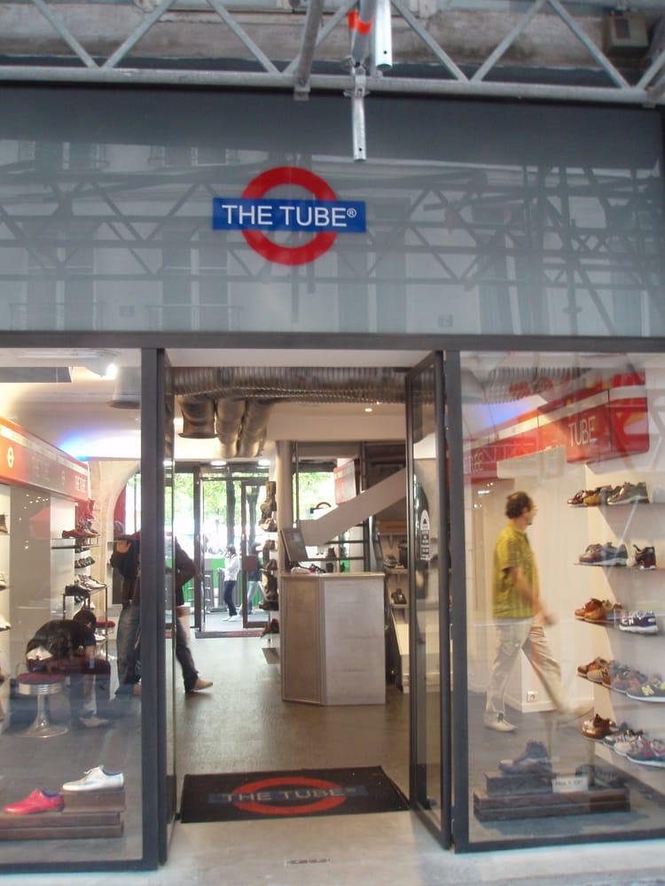 the tube ferm magasins de chaussures 2 rue de la. Black Bedroom Furniture Sets. Home Design Ideas