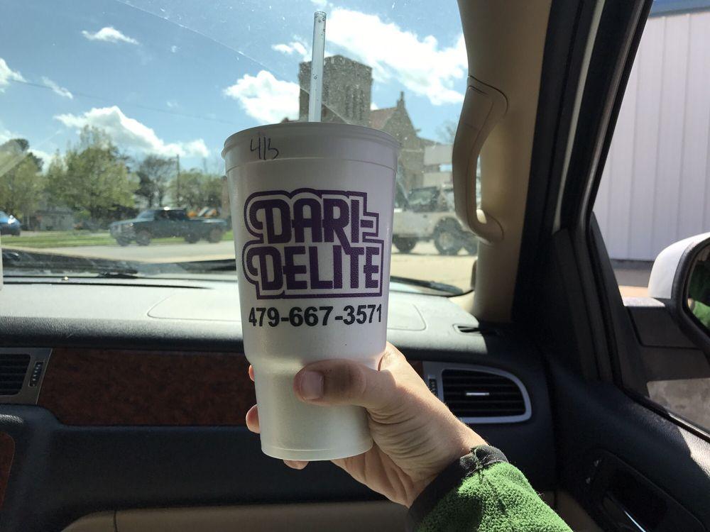Dari-Delite: 402 W Commercial St, Ozark, AR
