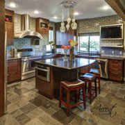Beautiful Kitchen Cabinetry In Photo Of Accent Cabinets Houston Tx United States