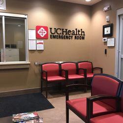 UCHealth Emergency Room - 3790 E  Woodmen Rd, Colorado Springs, CO