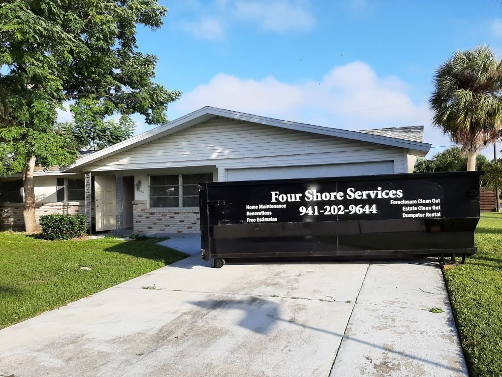 Four Shore Services: 1953 Neptune Dr, Englewood, FL