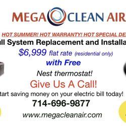 Mega Clean Air - 140 Photos & 44 Reviews - Air Duct Cleaning